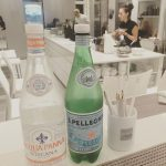 SPellegrino down the hatch thanks to Clear World SA