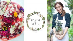 Nathalie Larsen Earth to Plate Superfood Health Holistic